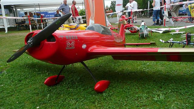 Sonderausstellung - Flugmodelle