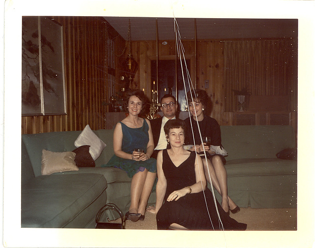 Greenville, Illinois, New Year's Eve, 1966