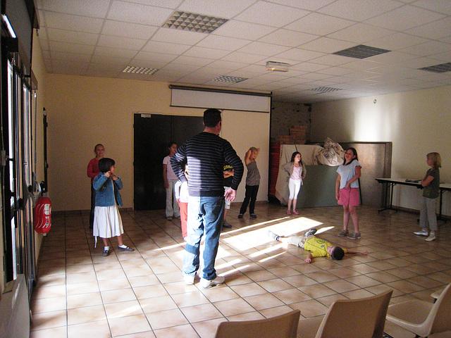 Atelier Théâtre et Cinéma