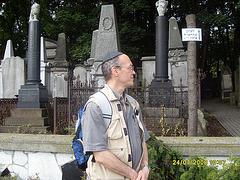 En la juda tombejo de Varsovio