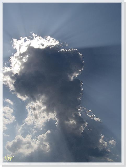 Cumulus d'orage