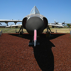 Convair F-102 Delta Dagger (3180)