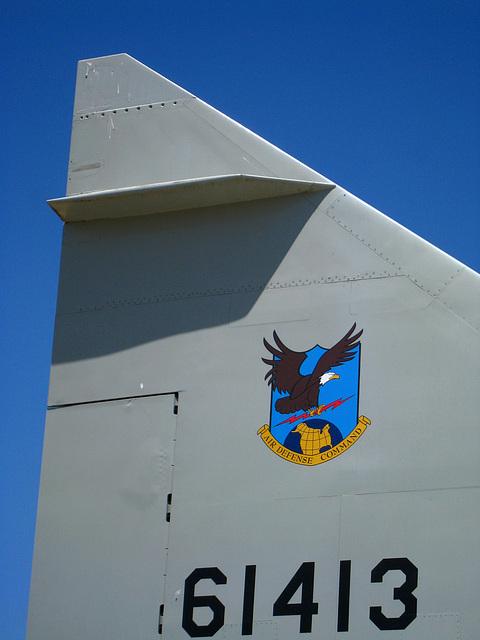 Convair F-102 Delta Dagger (3182)
