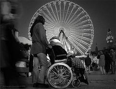 La roue de l'espoir