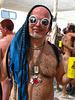 World Naked Bike Ride at Burning Man (1133)