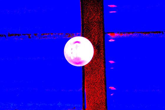 Modern light art (Moderna lumarto) II