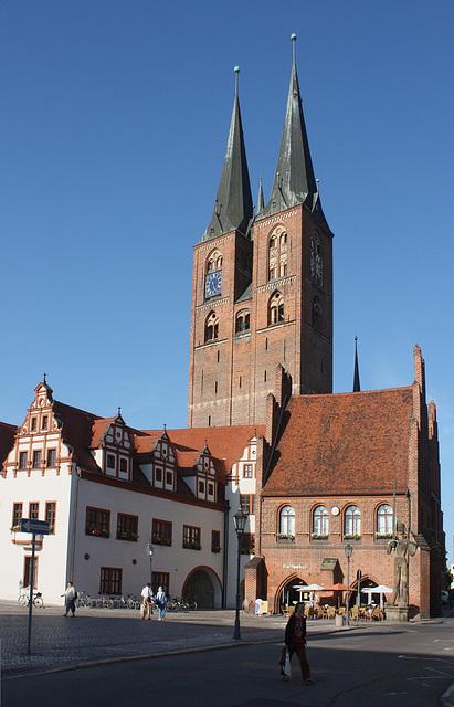Stendal Kornmarkt