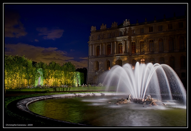 Bassin des couronnes / Crowns fountain