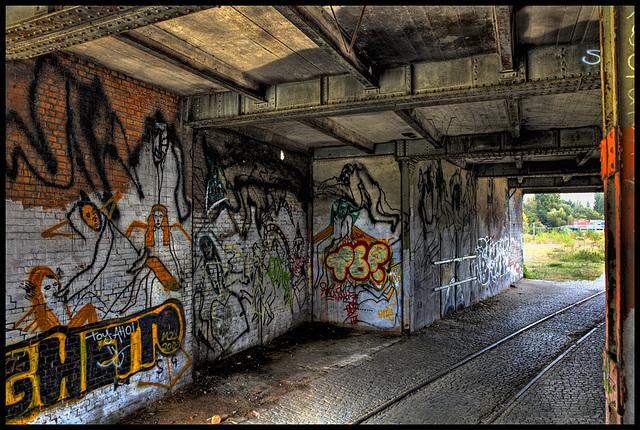 glass factory ghetto