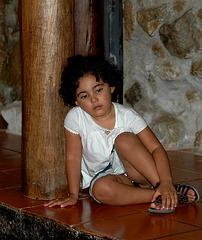 Rafaela, thinking of life