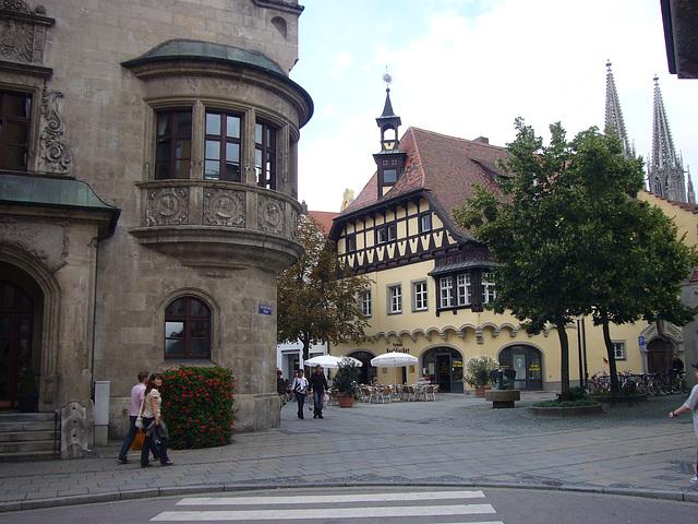 Regensburg - Innenstadt