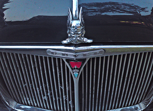 Rover Grille