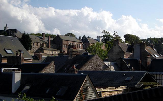 Réunion de toits