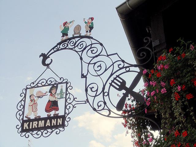 Hôtel restaurant Kirmann