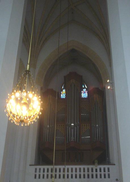 Frauenkirche - Andreasorgel