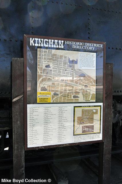 AZ kingman historical directory 04'14