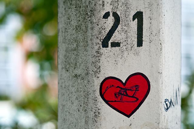 21 heart