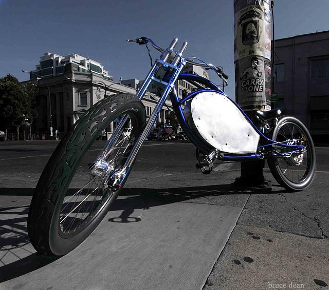 my new used bike