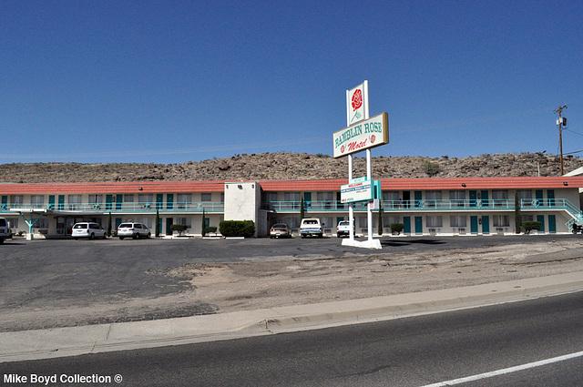 AZ motel ramblin rose kingman 04'14
