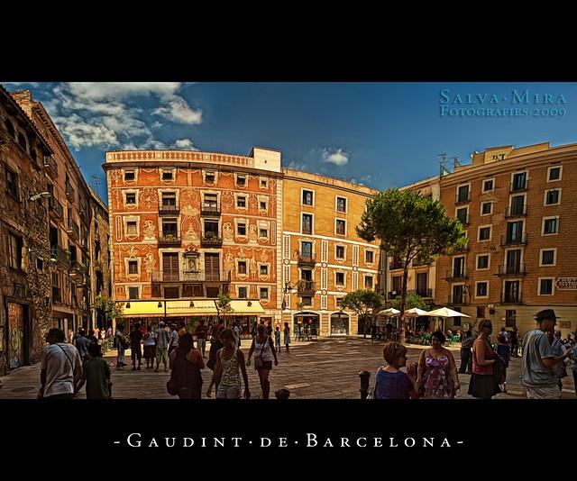 Gaudint de Barcelona [ #12 ]