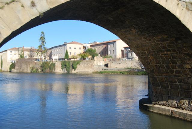 le Pont Vieux à limoux