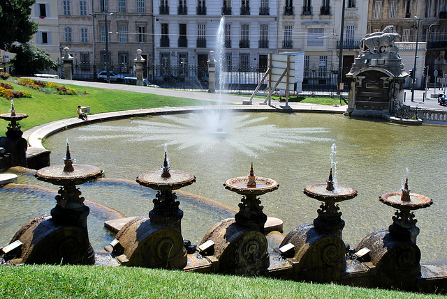 ~ Palais Longchamp, Marseille, France ~