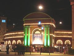 Le palais du cirque /  Circus Palace.   Copenhague / Copenhagen.  26-10-2008