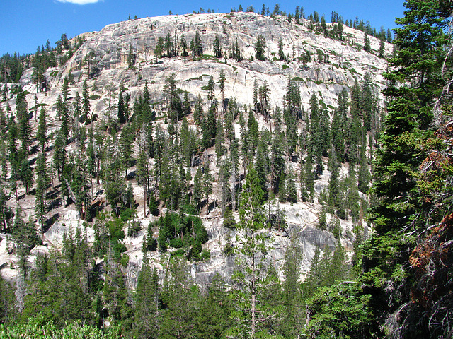 View From Devil's Postpile (0538)