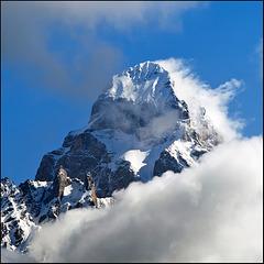 Ushba 4710 m