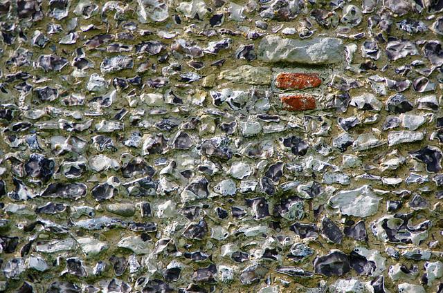 12th century Sussex flint