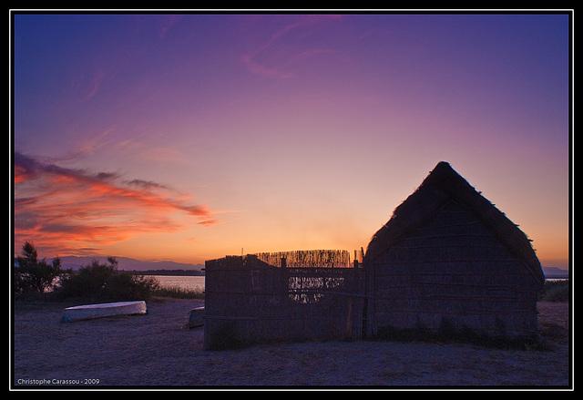 Cabane de pêcheur / Fishermen's cabins