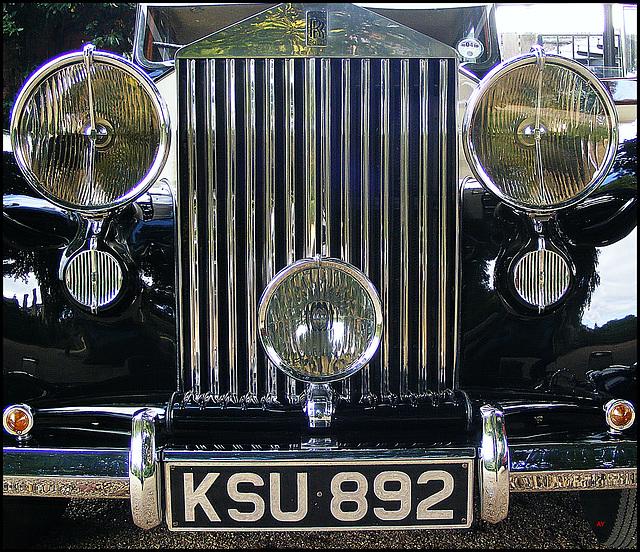 1947 Silver Wraith