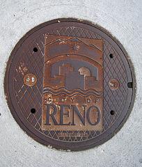 Reno Manhole (3526)