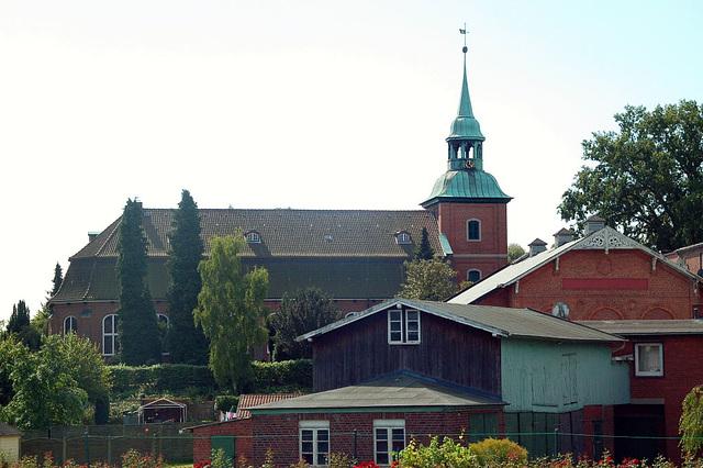 Kirche Ochsenwerder