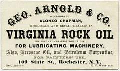 Virginia Rock Oil