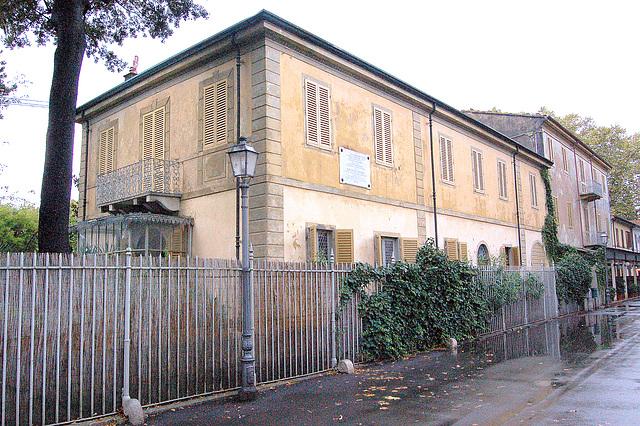 vilao de Puccini - Puccini-Villa