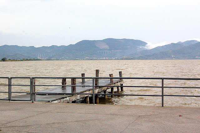 marponteto - kleine Seebrücke