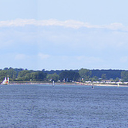 Küste FKK Camping Ostsee