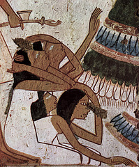 Sépulture du scribe royal Userhet