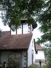 Ermita de la Virgen de Muskilda (Navarra)
