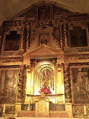 Retablo de la Virgen de Muskilda.
