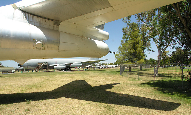 Boeing B-47 Stratojet (8498)