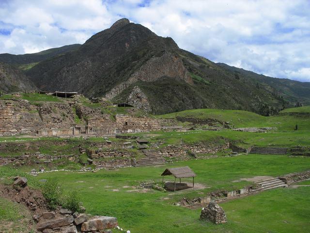 Chavín de Huántar, Pérou
