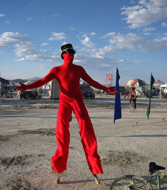 Red Man (0446)
