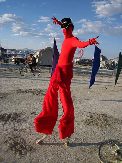 Red Man (0447)