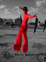 Red Man (0447A)
