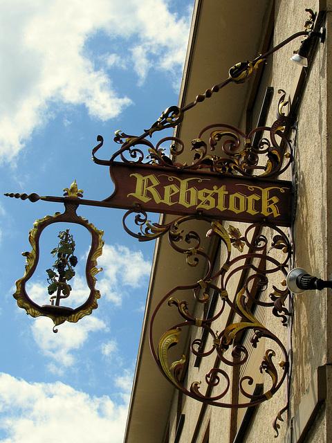 Rebstock