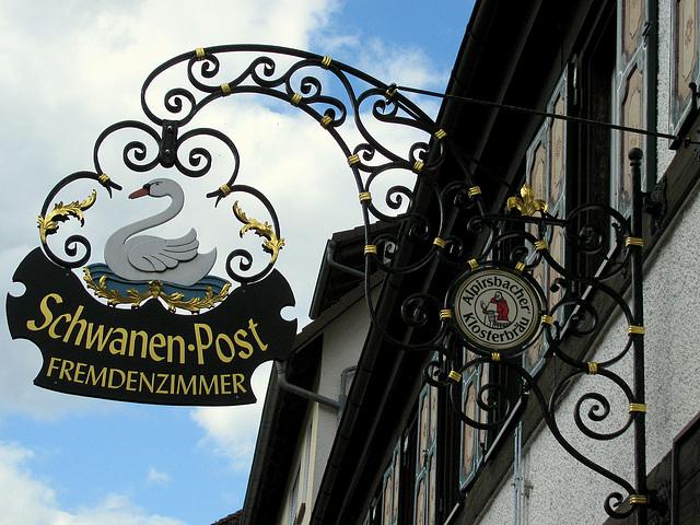 Schwanen-Post