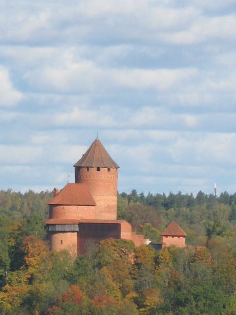 Kastelo de Turaida