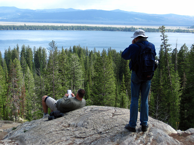 Trail To Inspiration Point (0614)